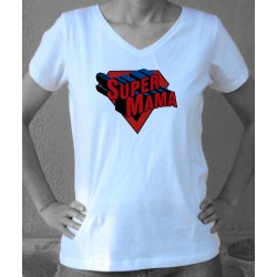 Camiseta Super mamá