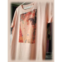Camiseta mamá Klimt
