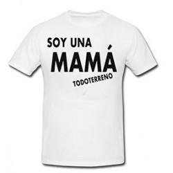 Camiseta mamá todoterreno