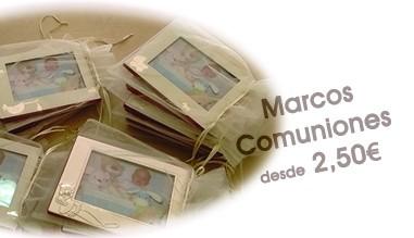 Marcos fotos comuniones